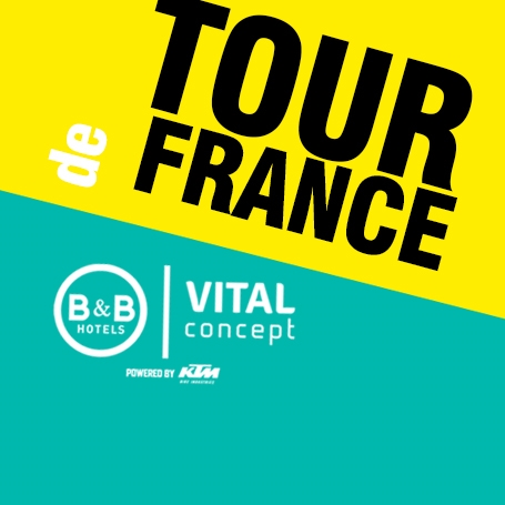 FORCE na Tour de France