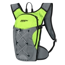 backpack FORCE ARON ACE 10 l, fluo-grey