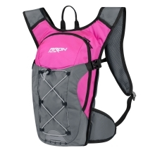 backpack FORCE ARON ACE 10 l, pink-grey