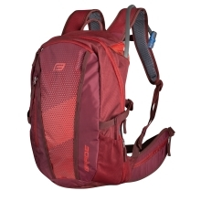 backpack FORCE GRADE 22 l + res., red