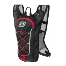 backpack FORCE PILOT 10 l, black-red