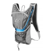 backpack FORCE TWIN 14 l, grey-blue