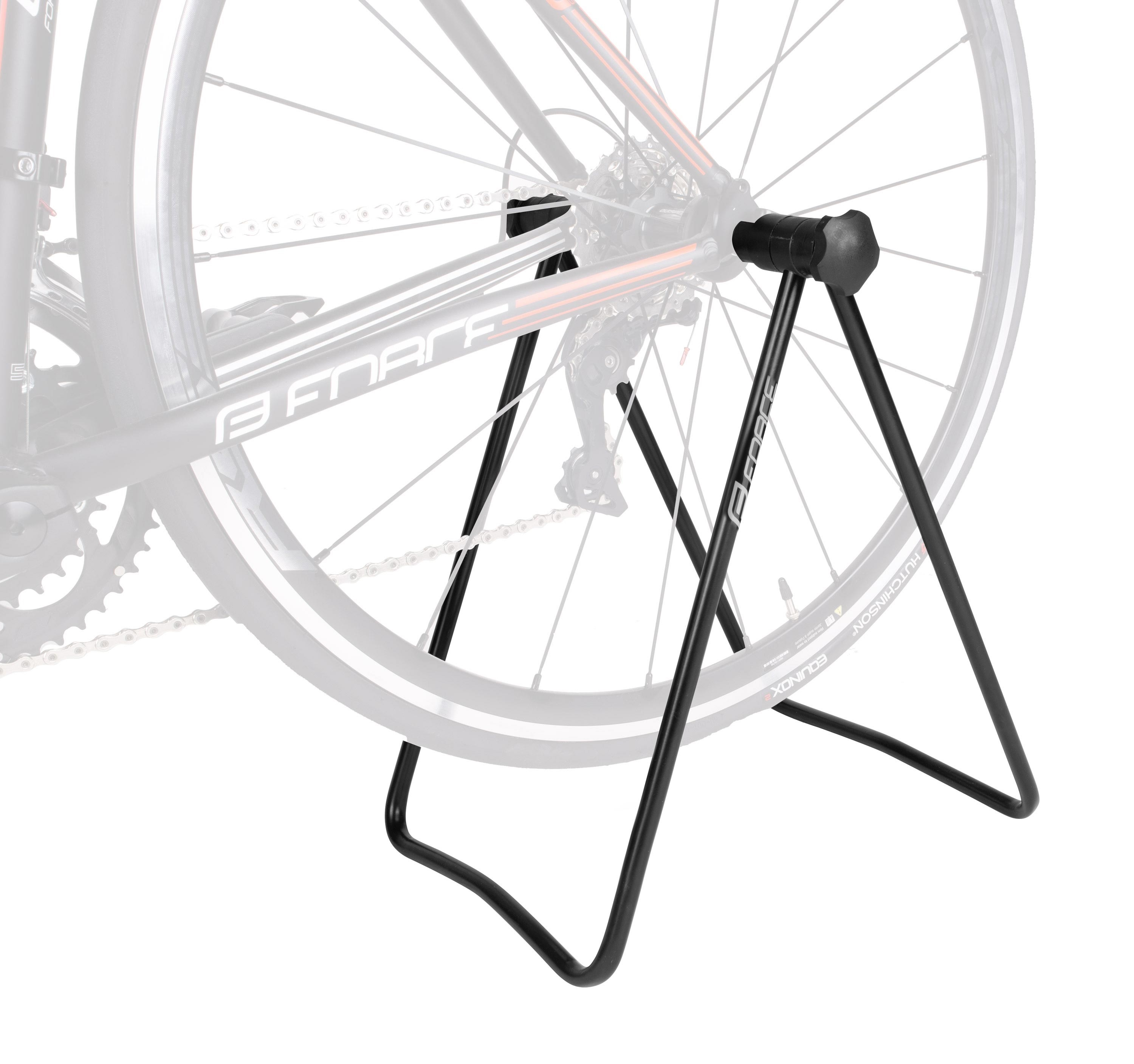 Bike Display Stand For Rear Axle Or Qr Black Force