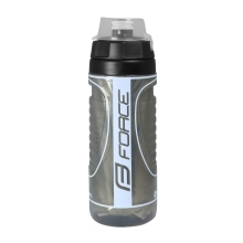 bottle FORCE HEAT 0,5 l, thermo, black-grey