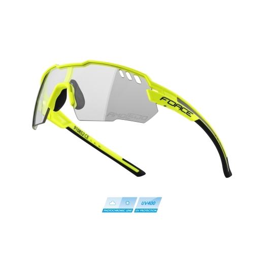 brýle FORCE AMOLEDO,fluo-šedé,fotochromatické skla