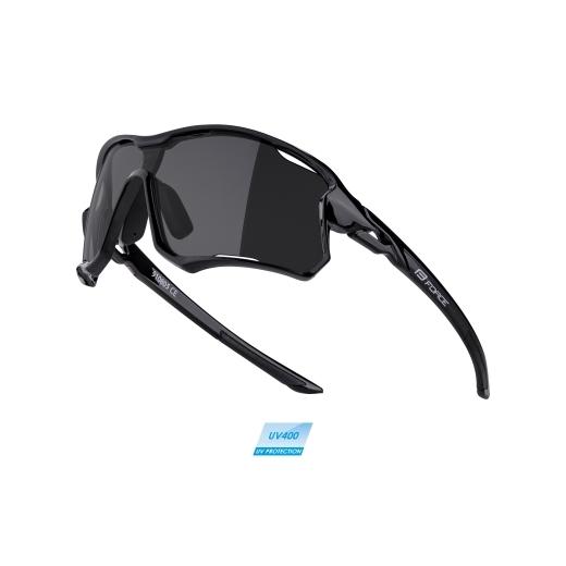 brýle FORCE EDIE, černé, černé skla