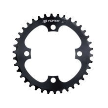 chain ring 38t AL, for crank FORCE ELEVEN1.7+black