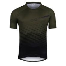 dres FORCE MTB ANGLE, army