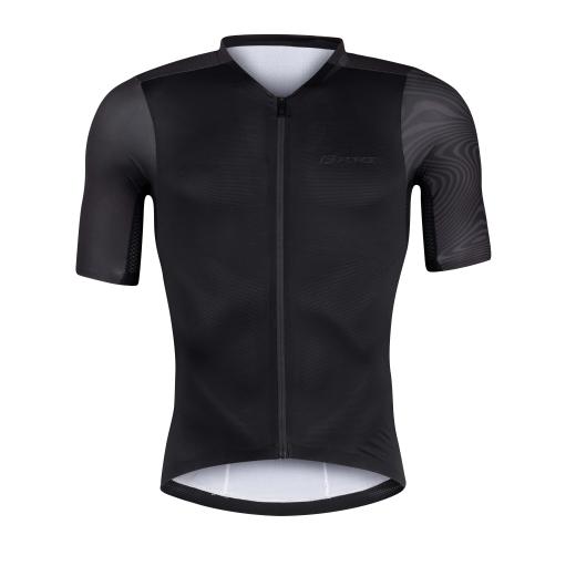 dres FORCE STREAM krátký rukáv, černý