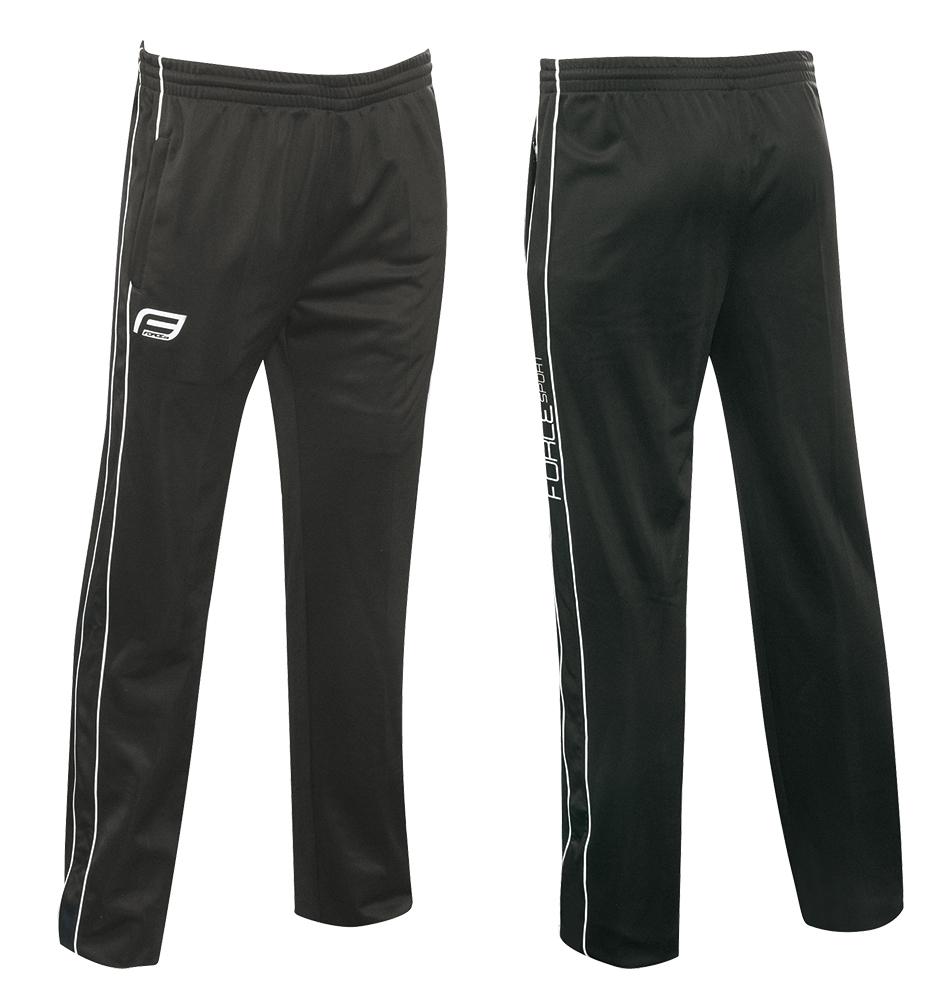 kalhoty FORCE SPORT černé -  II jakost