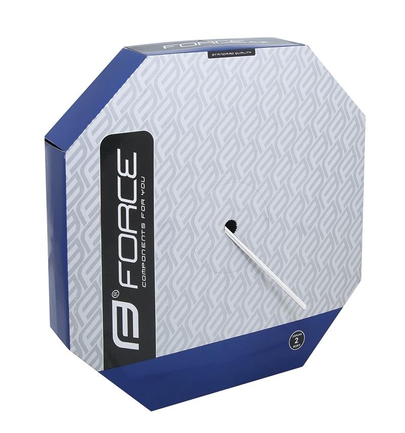 bowden řadící FORCE 4mm, bílý 50m BOX