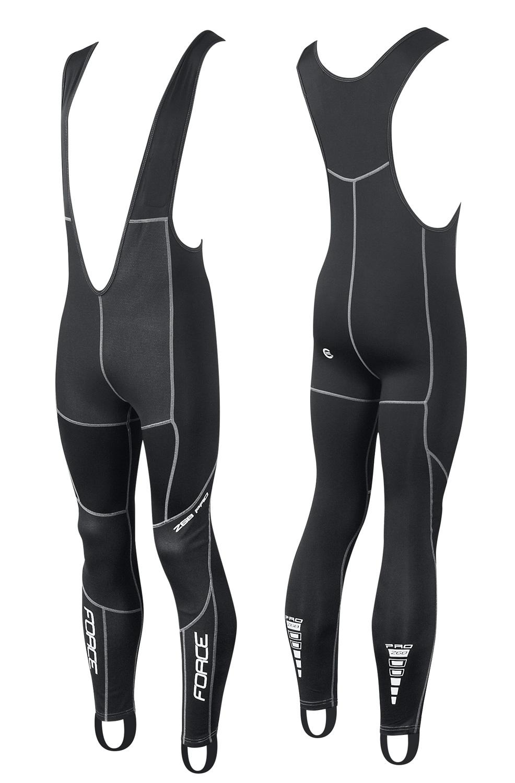 kalhoty F WINDSTER Z68 PRO se šráky bez vložky, XL