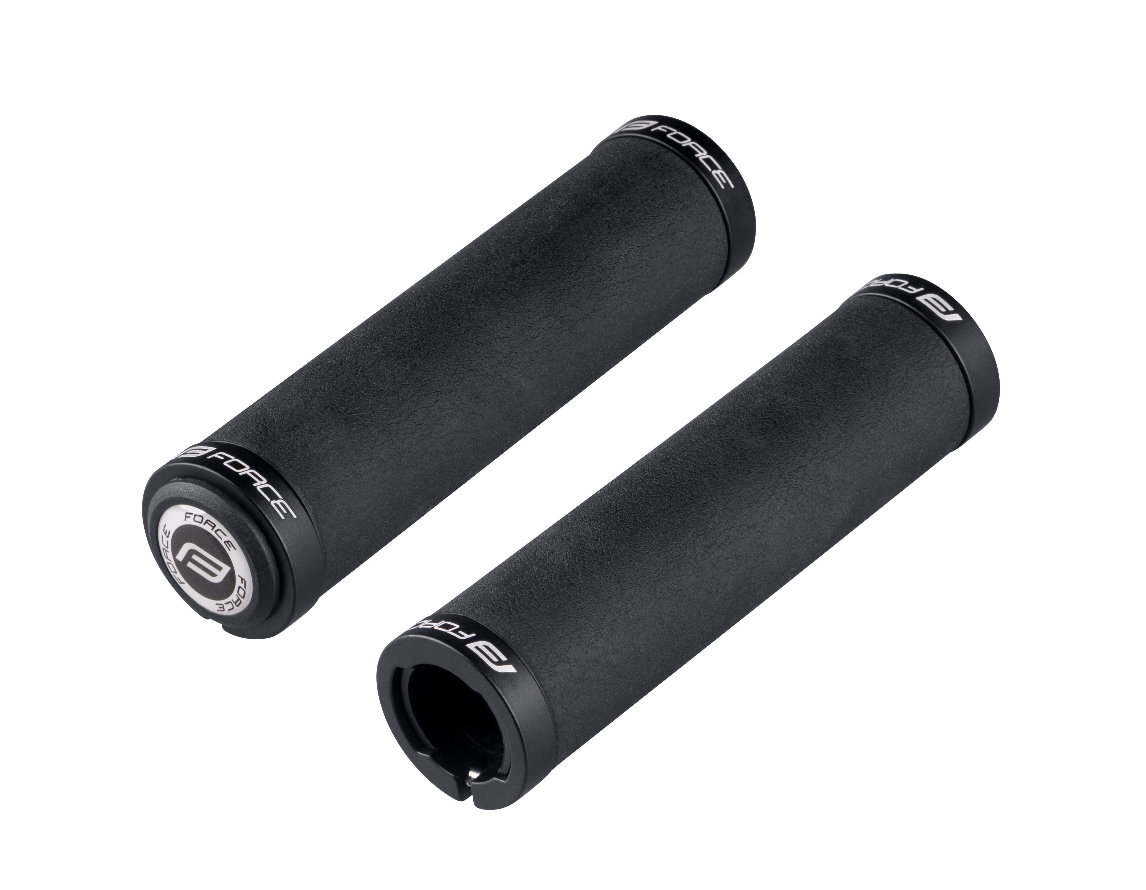 madla FORCE BOND jištěná silikonová, černá, balená