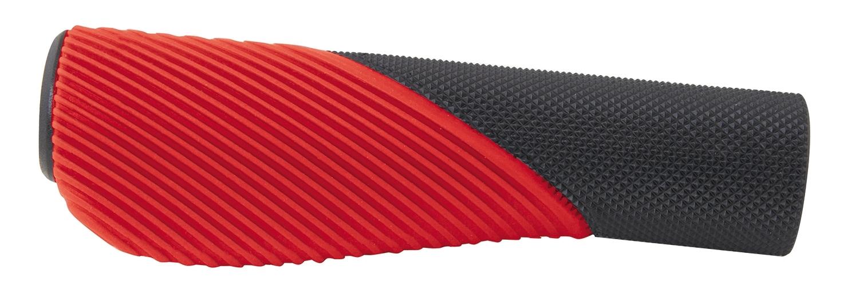 madla FORCE BOW tvarovaná, černo-červená, balená