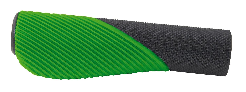 madla FORCE BOW tvarovaná, černo-zelená, balená