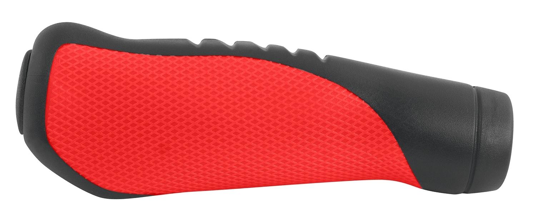 madla FORCE ERGONOMIC, černo-červená, balená