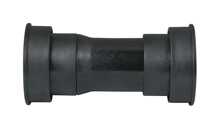 misky FORCE pressfit silniční, černé