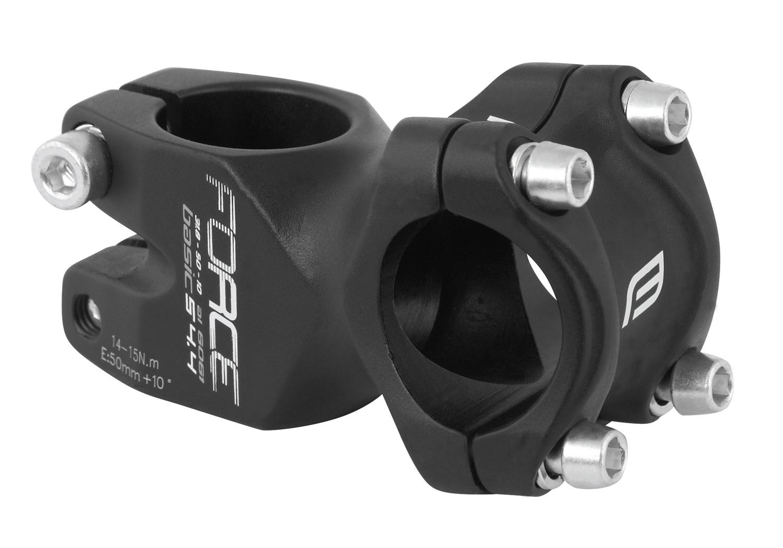 představec FORCE BASIC S4.4  31,8/50mm Al, černý