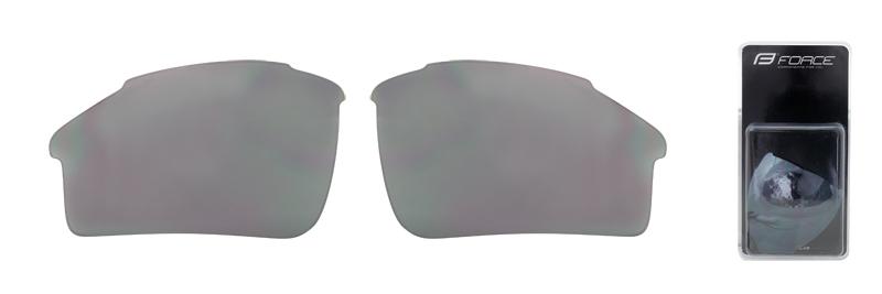 skla náhradní SPORT pár, černá laser
