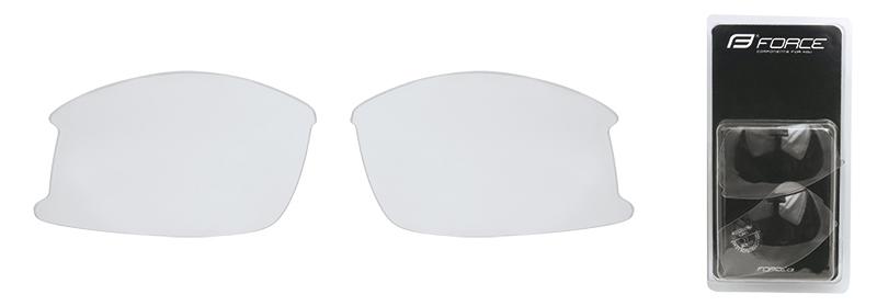 skla náhradní ULTRA pár, čirá