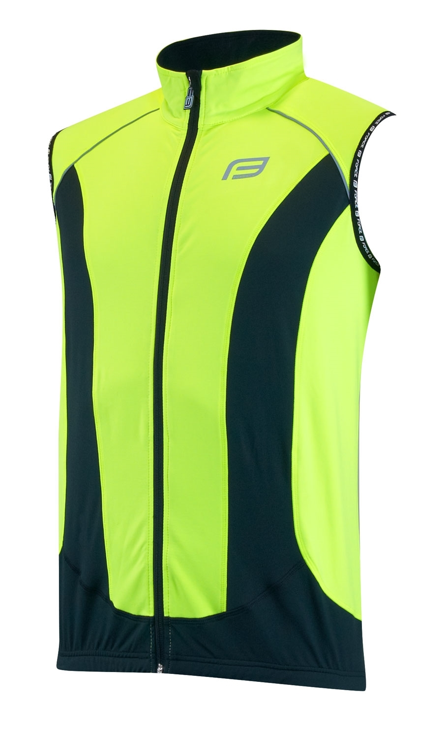 vesta FORCE V68, SuperRoubaix - černo-fluo XL