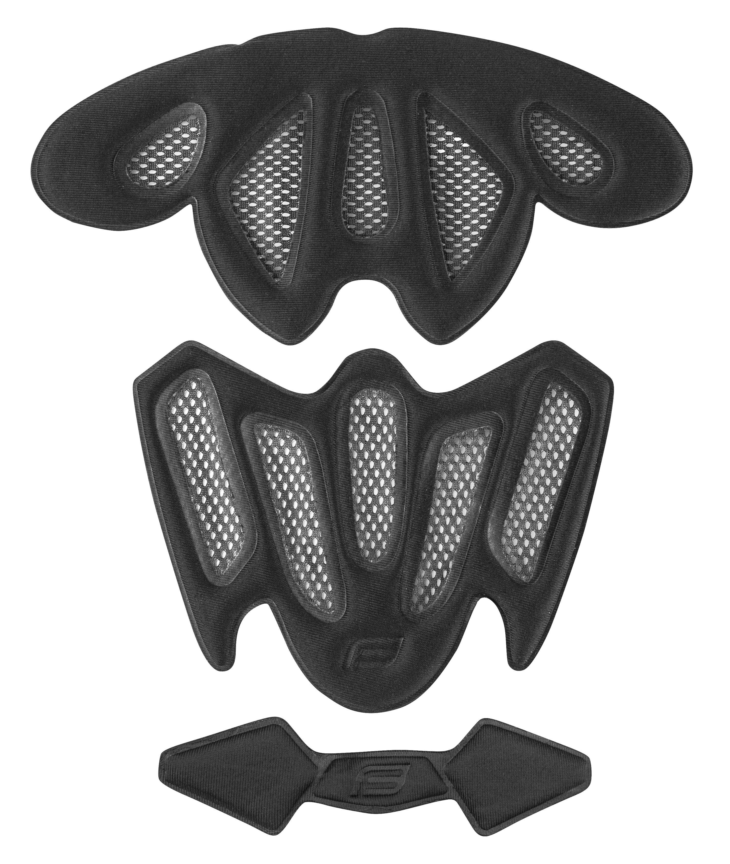 výstelka přilby FORCE ROAD PRO, ROAD, černá UNI