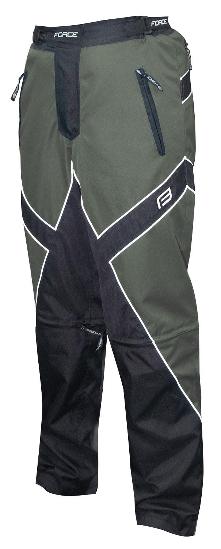 kalhoty-kraťasy FORCE KOMBI bez vložky  II. jakost