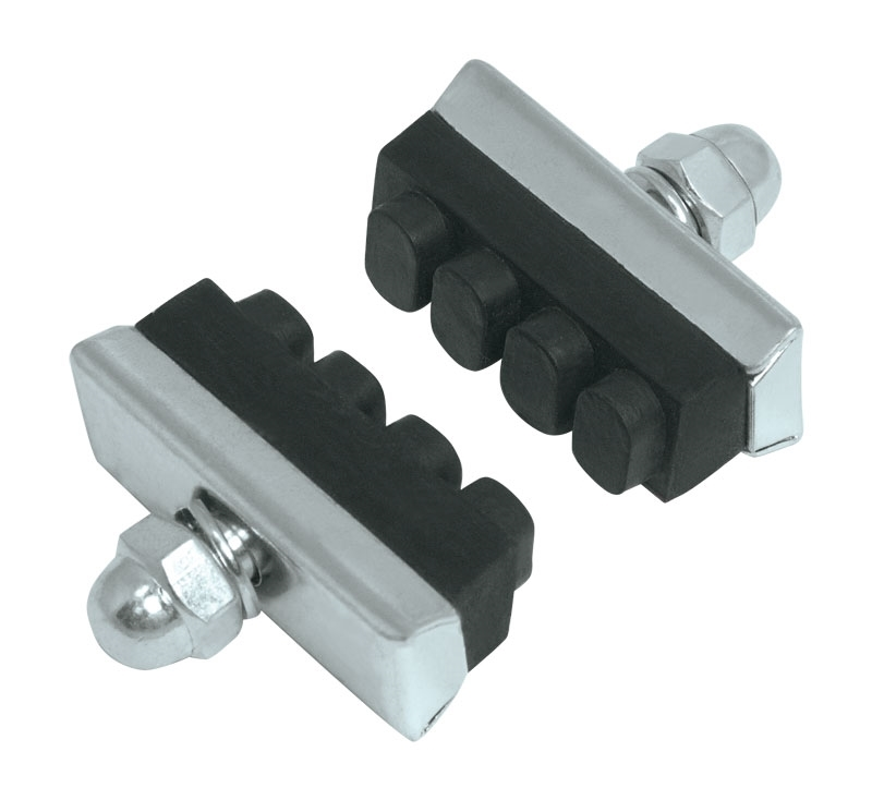 gumičky brzd F klasické závit, černé 35 mm, balené