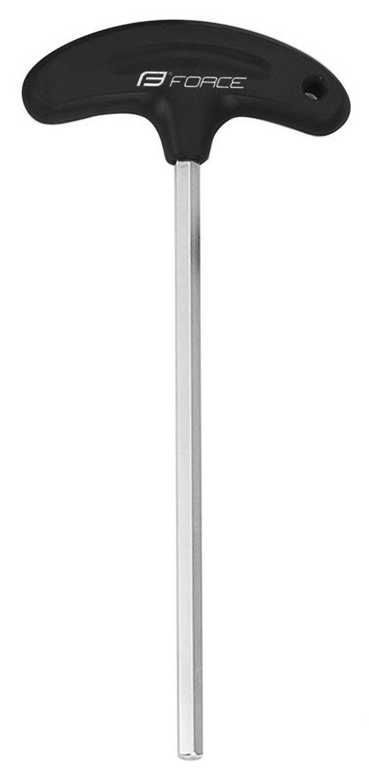 klíč inbus FORCE 6x150mm, modrý