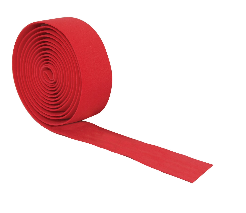 omotávka FORCE silikon-pěna, červená