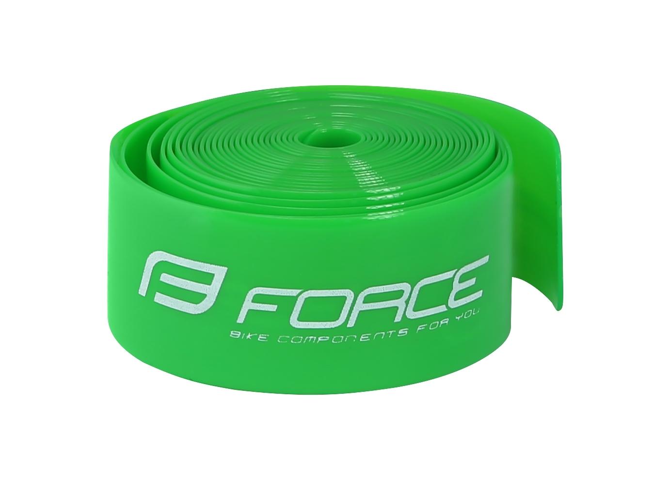 protiprůrazová vložka FORCE 25mm-2x2370mm ,zelená