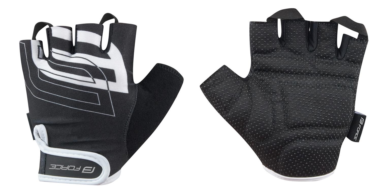 rukavice FORCE SPORT černé