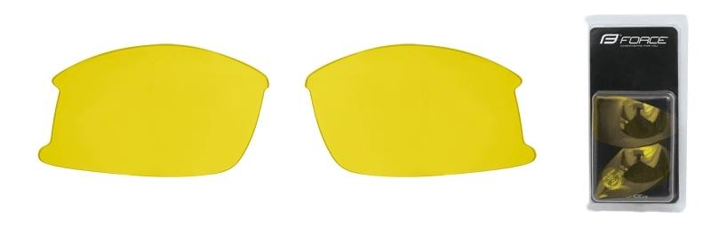 skla náhradní ULTRA pár, žlutá