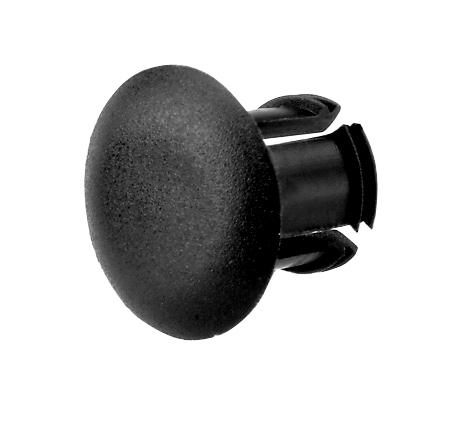 záslepka PLAST na čepy V-brzdy M 6 - 8 mm