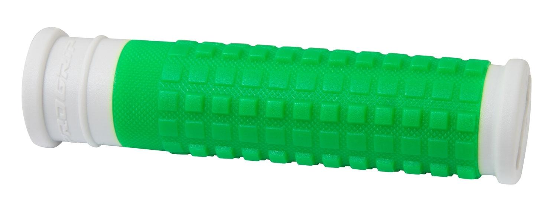 madla FORCE gumová, bílo-fluo zelená, balená