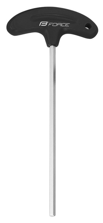 klíč inbus FORCE 5x150mm, modrý