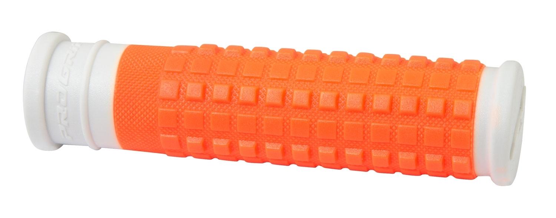 madla FORCE gumová, bílo-fluo oranžová, balená