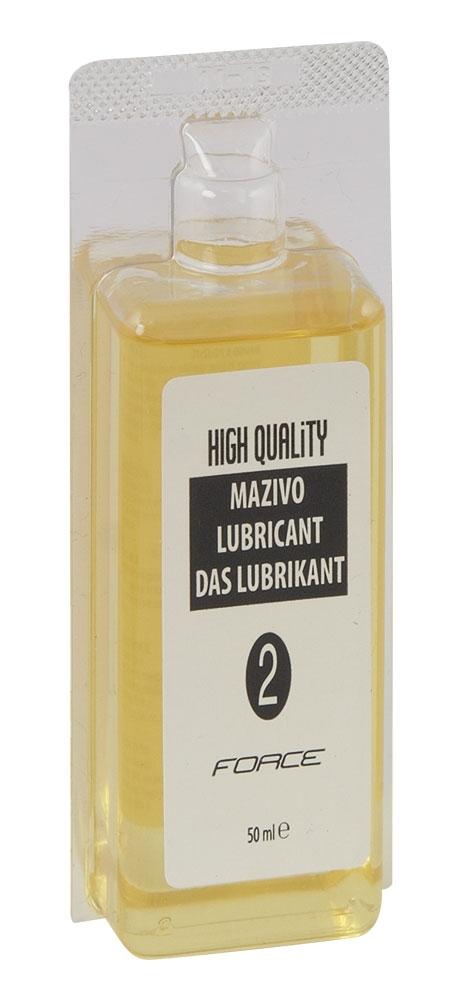 mazivo-lubrikant FORCE 50 ml, žlutý č.2