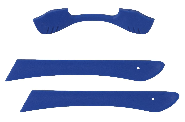 nosníky a gumičky nožiček RACE PRO, modré