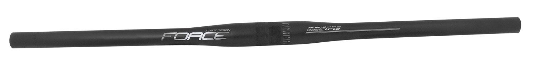 řídítka F BASIC H4.2 rovné 31,8/680mm Al,černé mat