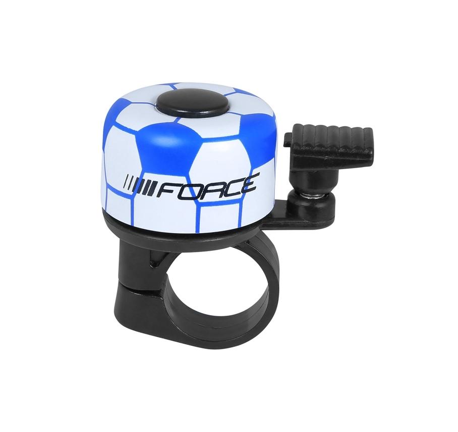 zvonek F MINI Fe/plast 22,2mm paličkový,kopací míč