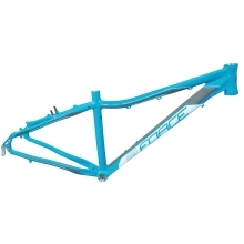 "frame F. AMELIA MTB 26""V-brake, blue-grey"