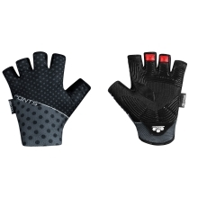 gloves FORCE POINTS w/o fastening,black-grey