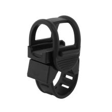 holder front light FORCE UNI with rubber clamp