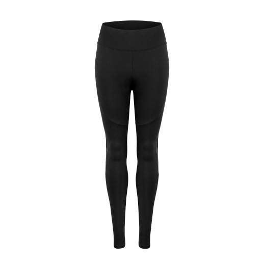 kalhoty F RIDGE LADY do pasu bez vl, černo-šedé