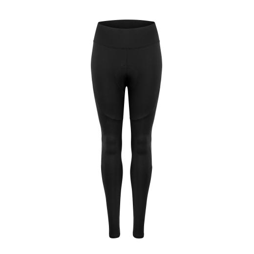 kalhoty F RIDGE LADY do pasu s vl, černo-šedé