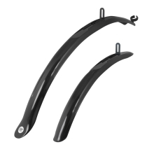 "mudguards FORCE 24 - 28"" SPORT, black"