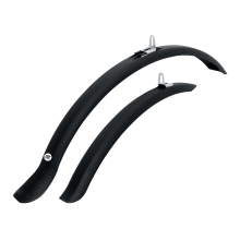 "mudguards FORCE 26 - 28"" plastic, black"