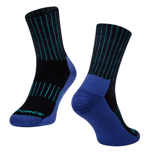 ponožky FORCE ARCTIC, modré