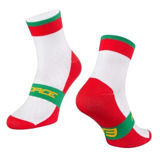 ponožky FORCE FLAG PORTUGALSKO